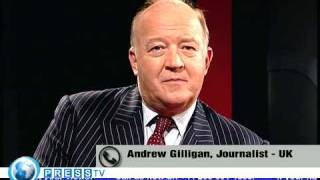Andrew Gilligan exposes more on Iraq Inquiry on Press TV