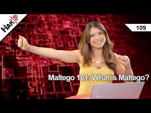 Maltego 101: What is Maltego? Haktip 109 - 동영상