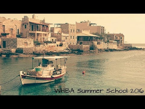 WHBA Summer School