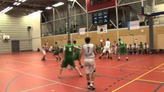 Groene Uilen vs Binnenland (scores Binnenland)