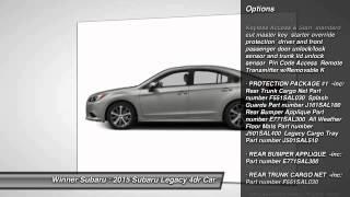 2015 Subaru Legacy Dover DE S801