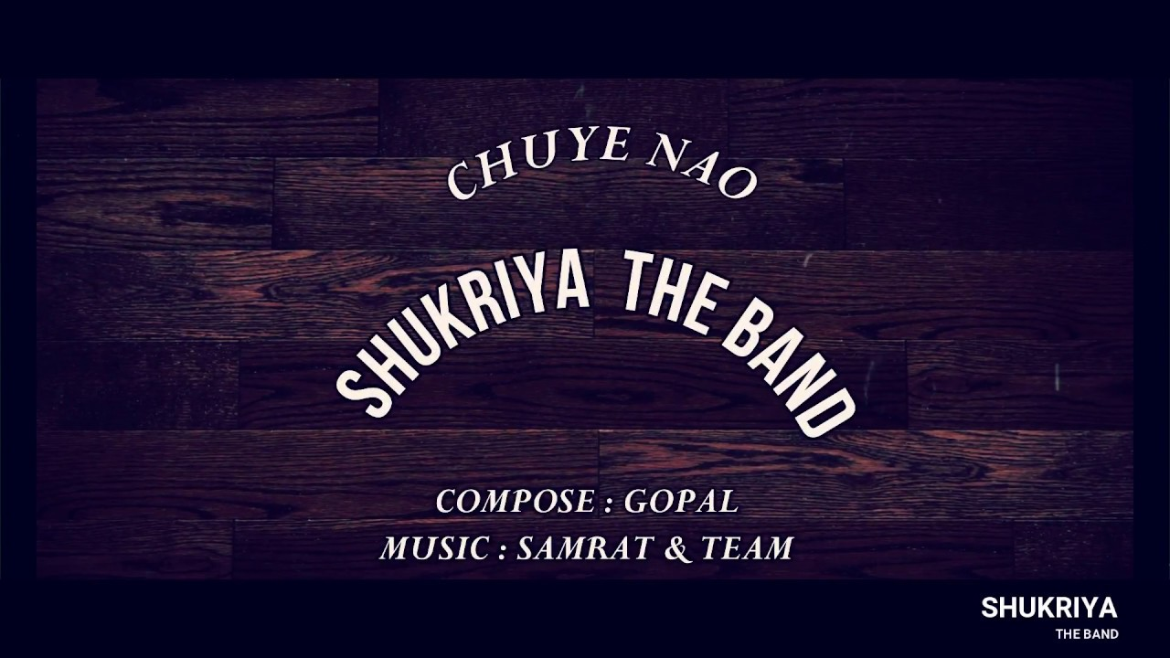 New Christian Song||Chuye nao || Bengali christian song || Shukriya the band || gospel song Trailer