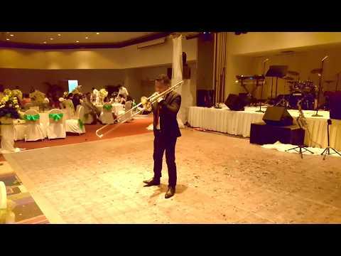 Opening Solo Trombone Luis Leon