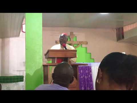 H.E Francis Cardinal Arinze visits the Catholic Secretariat of Nigeria
