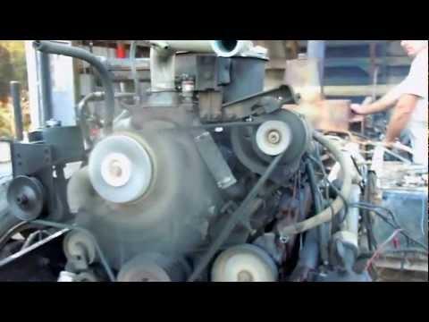8.2 L GM V8 Detroit Diesel