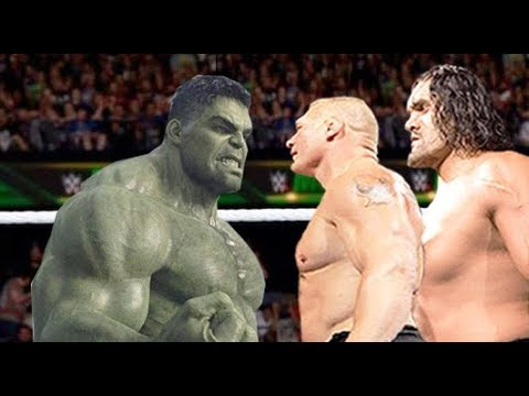 Hulk vs Brock