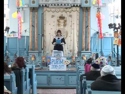 """Sărbătoarea """"Purim"""