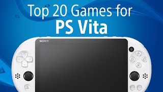 Top 20 PlayStation Vita Games | 2017