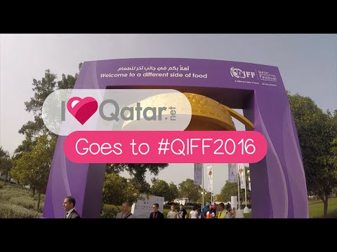 ILQ goes to #QIFF2016 - Here's what it looks like!