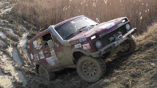 Off-road day party. Месим грязь в карьере. Природа, шашлык и отдых! Нати. Нива. Тойота FJ. L-200.