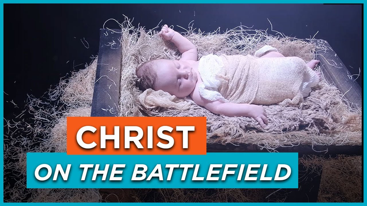 Christ on the Battlefield