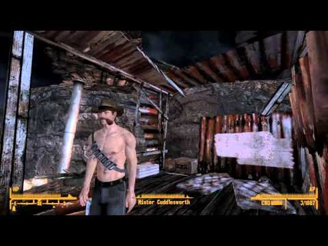 Fallout New Vegas Mods: Companion Threefer! - Part 1