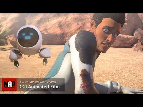 CGI 3d Animated Short Sci-Fi Adventure Film ** RETIMER ** Fantasy kids film by NAD UQAC Team