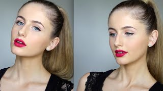 Makeup Tutorial for New MAC Lipstick: All Fired Up!