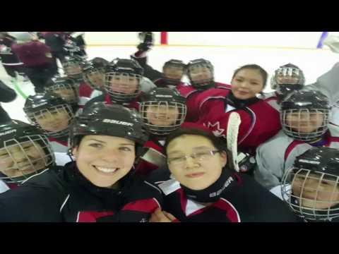 Girls get their chance in Nunavut community