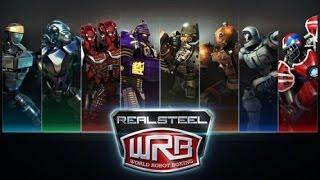Real Steel World Robot Boxing il gioco per iOS e Android - AVRMagazine.com Game Trailer