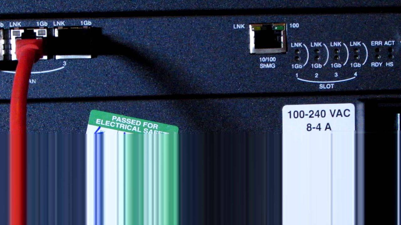 polycom rmx 2000 start up rear youtube rh youtube com Polycom RealPresence Collaboration Server Polycom RealPresence Collaboration Server