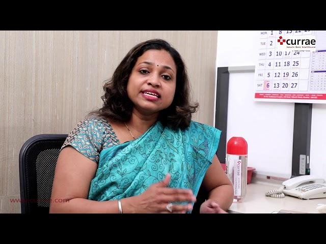 Meet Dr. Sangeeta Shetty - Obstetrician & Gynecologist | Currae Hospital