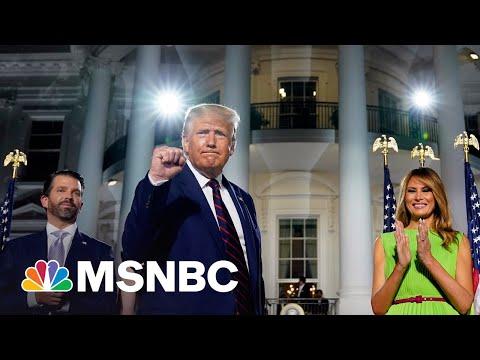 Trump 'No Longer Has Power To Pardon' To Protect Himself