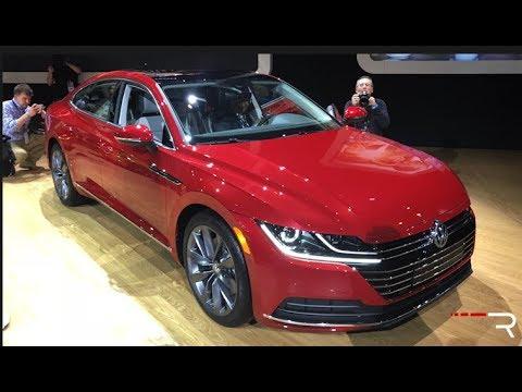 2019 Volkswagen Arteon – Redline: First Look – 2018 Chicago Auto Show