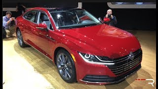 2019 Volkswagen Arteon – Redline: First Look – 2018 Chicago Auto Show