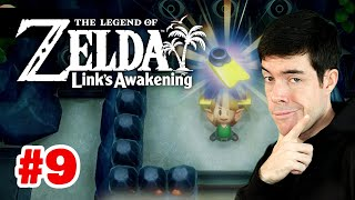 The Legend of Zelda: Link's Awakening Gameplay Walkthrough Let's Play [Part 9] (Nintendo Switch)