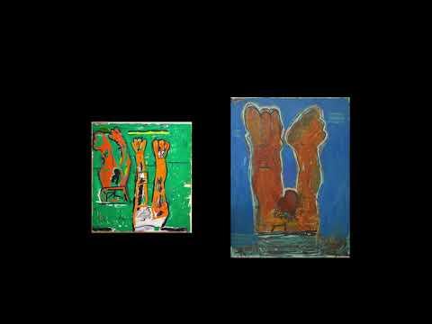 Enrico Riley -  Infinite Receptors - Studio Art, Dartmouth College