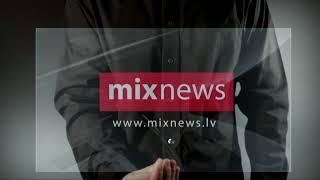 "Лаура Круминя в программе ""Утро на Балткоме"" #MIXTV"