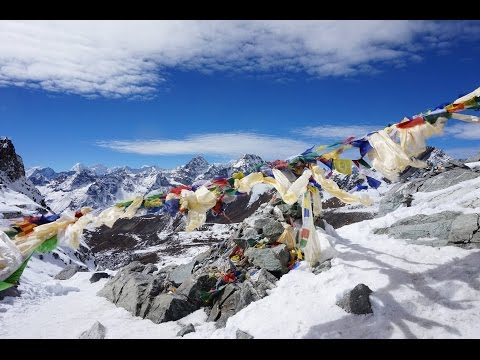 Everest Base Camp Trek / Gokyo Trek / Cho La Pass (November 2014)