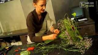 Sekunda dla Kwiatów - skryty bukiet z g...
