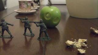 Plastic Toy Soldiers Escape 2 (HD)