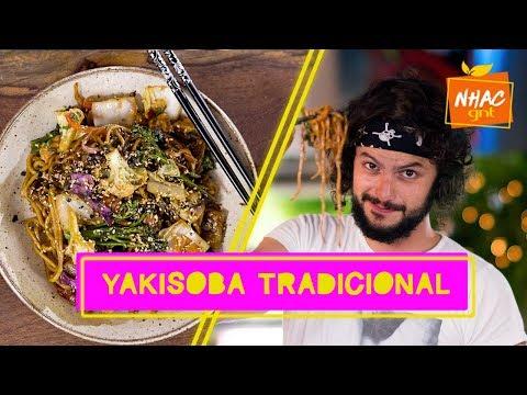 Yakisoba de frango: como fazer o tradicional prato oriental  Mohamad No Nhac