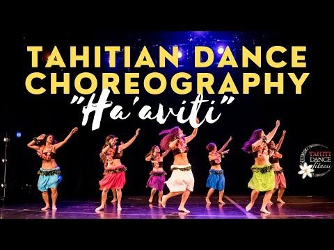 Haavitiviti/ Mevina : Choreography/ Tahiti Dance Fitness Tutorial/ Steps thumbnail