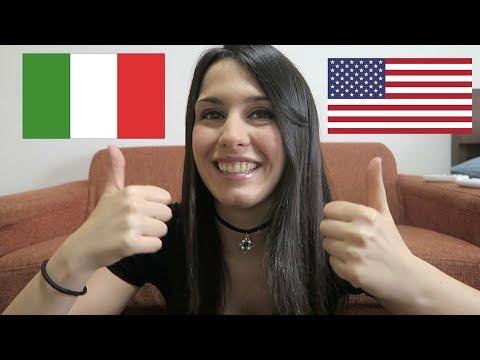 AMERICAN MEN VS ITALIAN MEN