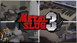 Metal Slug 3 OST - The Midnight Wandering -Zombies level- (All instruments cover)