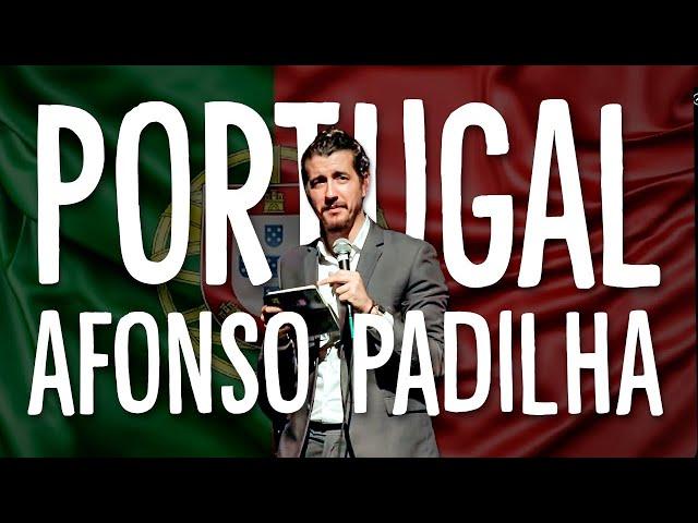 AFONSO PADILHA - O DIA QUE EU FUI PRA PORTUGAL
