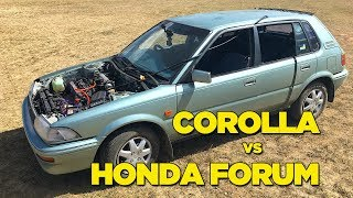 MAX OIL Fill VS NO OIL (The Honda forums told us to do it..) thumbnail