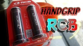 cara pasang handgrip motor| RCB (racing boy)