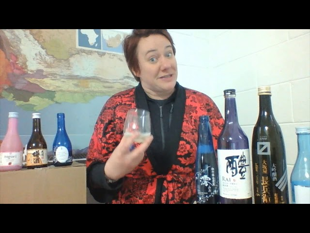 Sake Sessions Sho Chiku Bai Mio Sparkling Sake