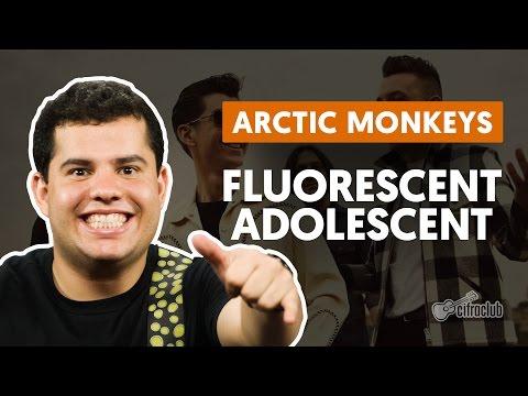 Fluorescent Adolescent - Arctic Monkeys (aula de guitarra)