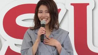 福島県楢葉町でのイベントに、舞木香純さんがチーム8卒業後初めての福島...