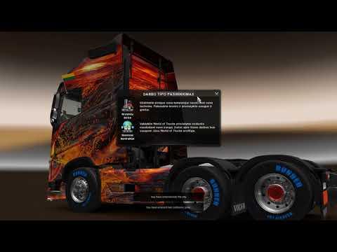 Euro Truck Simulator 2 MP Server 3, Fast Delivery