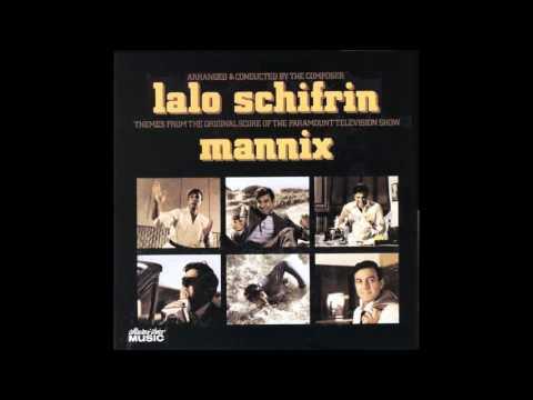 Mannix | Soundtrack Suite (Lalo Schifrin)