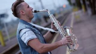 vuclip Calvin Harris - My Way (Dave Bo Sax Cover)