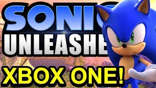Sonic Unleashed for Xbox One?! - Xbox Backward Comparability - NewSuperChris