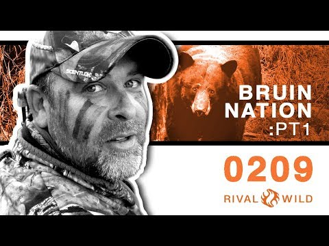 Giant Black Bears In Saskatchewan | Rival Wild Season 2 Episode 9 Part 1
