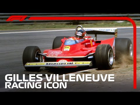 Gilles Villeneuve, Racing Icon | 2019 Canadian Grand Prix