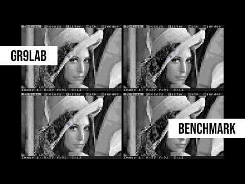 gr9Lab (WIP demo 2) - benchmark