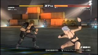 【年末中級戦】 クリスティー vs アイン 【DOA5U】 ジャッキーシャムーン 検索動画 22