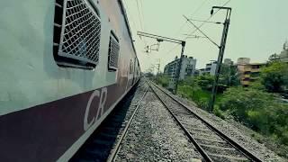 Mumbai Local Train Koparkhairane Station Cinematic Videos Mumbai Max.